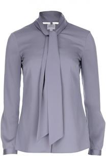 Блуза с шарфом Armani Collezioni