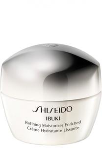 Выравнивающий и увлажняющий крем iBuki Shiseido