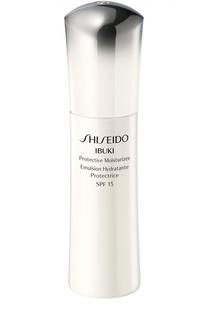 Дневная защитная увлажняющая эмульсия iBuki Shiseido