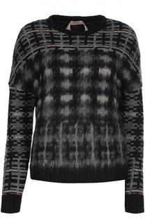 Вязаный пуловер No. 21