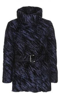 Куртка с поясом Armani Collezioni