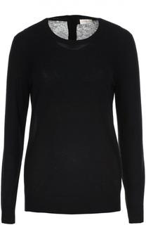 Вязаный пуловер Tory Burch