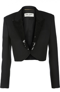 Жакет Saint Laurent