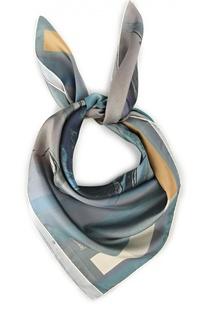 Шелковый платок с принтом chroma [rohka]