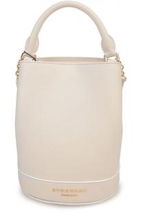 Кожаный рюкзак Bucket Burberry Prorsum