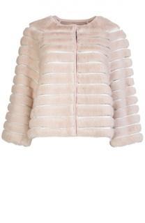 Меховая куртка Yves Salomon