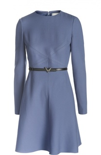 Платье с ремнем Valentino