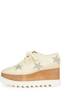 Ботинки Elyse на танкетке Stella McCartney