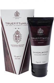 Крем для бритья в тюбике Sandalwood Truefitt&Hill Truefitt&Hill