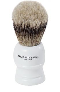 Помазок Шерсть барсука/Фарфор с серебром Wellington Truefitt&Hill Truefitt&Hill