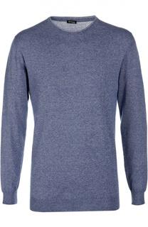 Вязаный пуловер Kiton