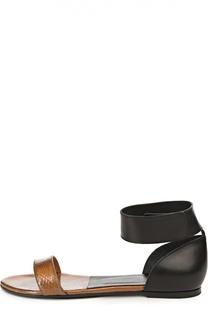 Сандалии Redge с ремешком на щиколотке Chloé