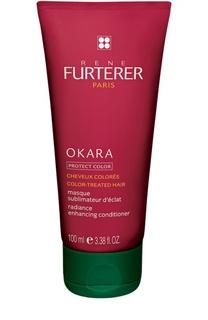 Восстанавливающая защитная маска для окрашенных волос Okara Rene Furterer