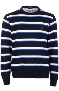 Вязаный пуловер Paul&Shark Paul&Shark