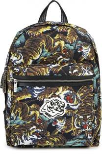Рюкзак с принтом Flying Tiger Kenzo