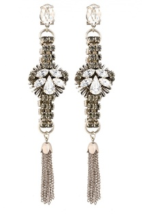 Серьги Barbarella с кристаллами Swarovski Anton Heunis