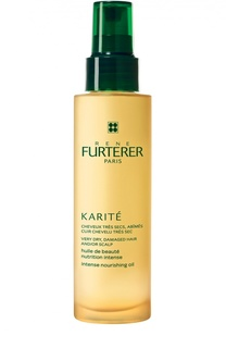 Масло для интенсивного питания волос Karite Rene Furterer
