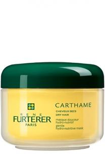 Увлажняющая питательная маска Carthame Rene Furterer