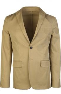 Однобортный пиджак Dsquared2