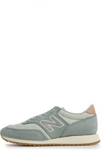 Комбинированные кроссовки 620 Grey New Balance