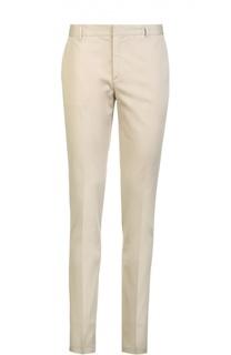 Хлопковые прямые брюки Paul&Joe Paul&Joe