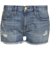 Джинсовые шорты Current/Elliott