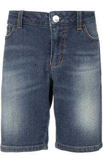 Шорты джинсовые Giorgio Armani