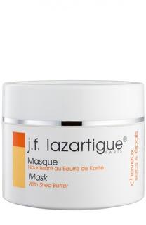 Маска-крем питательная с маслом ши (карите) J.F. Lazartigue