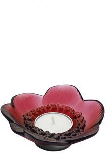 Подсвечник Anemone Lalique