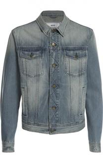 Куртка джинсовая Ami