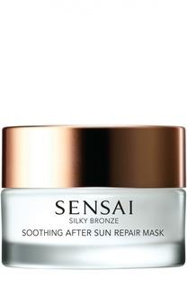 Восстанавливающая маска после солнца Sensai