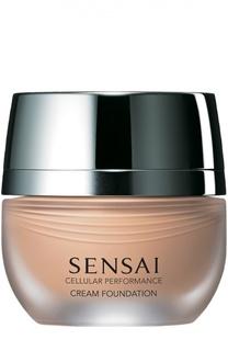 Тональный крем для лица, тон CF23 Sensai