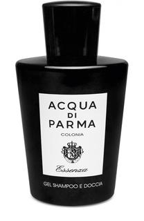 Гель для тела и волос Colonia Essenza Acqua di Parma