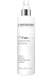 Двухфазный протеиновый лосьон по уходу за поврежденными волосами La Biosthetique
