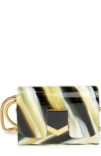 Клатч Lockett Minaudiere Jimmy Choo