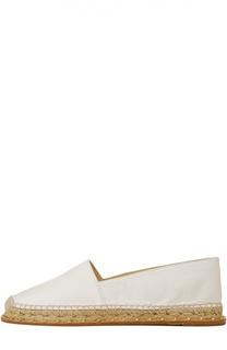 Кожаные эспадрильи Quirinne с заклепками Paloma Barcelo