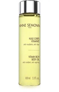 Масло для тела, обогащенное витаминами Anne Semonin