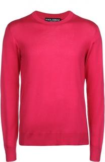 Пуловер вязаный Dolce & Gabbana
