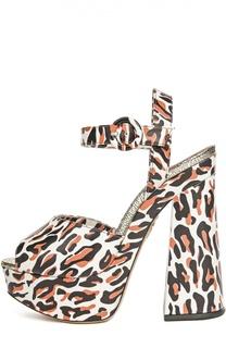 Босоножки Wild At Heart на устойчивом каблуке Charlotte Olympia