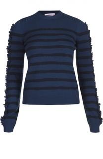 Пуловер вязаный Barrie