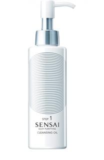 Очищающее масло для лица Sensai