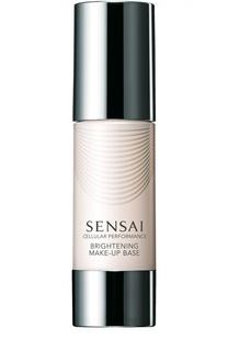 Основа под макияж с эффектом сияния Sensai