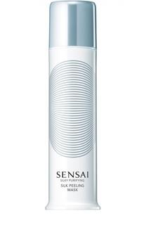 Шелковая очищающая маска для лица Sensai