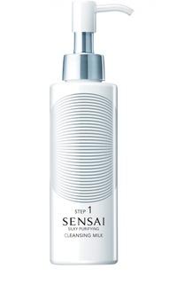 Очищающее молочко для лица Sensai