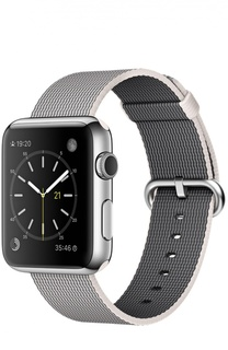 Apple Watch 42mm Silver Stainless Steel Case Apple