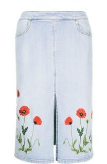Юбка джинсовая Stella McCartney