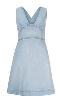 Платье джинсовое Stella McCartney