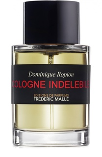 Парфюмерная вода Cologne Indelebile Frederic Malle