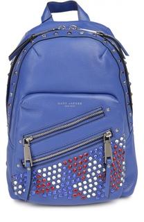 Кожаный рюкзак P.Y.T с заклепками Marc Jacobs