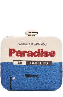 Клатч Paradise Le Carre Sarah's Bag